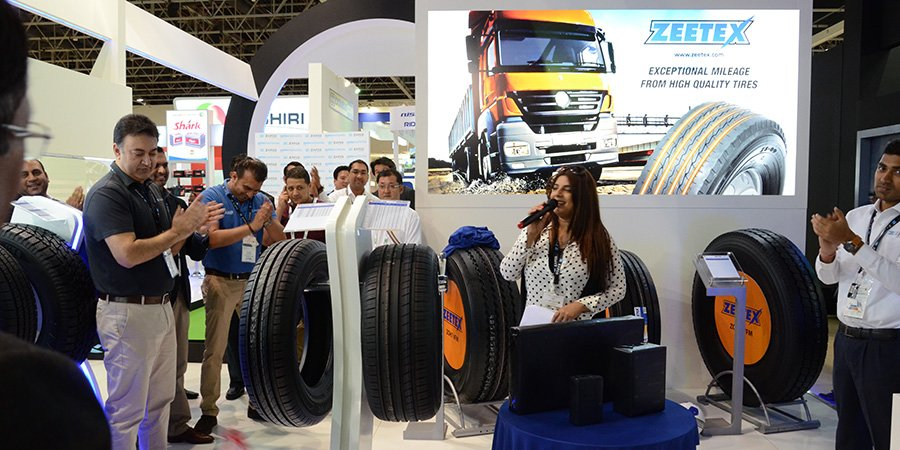 ZEETEX Brings Value at Automechanika, Dubai