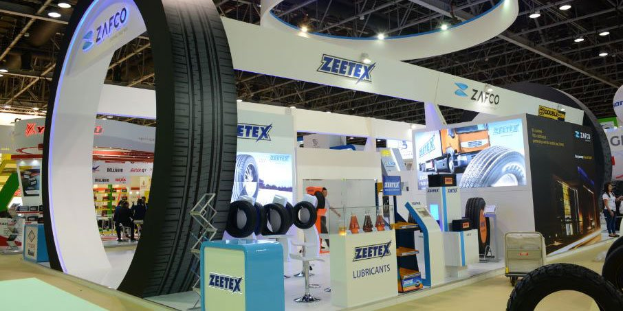 Zeetex Steals the Show at Automechanika